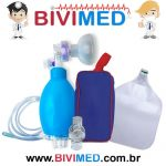AMBU SILICONE INFANTIL COM RESERVATORIO PVC-min