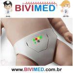 Manequim Bebê – com Monitor RCP (pele média2)-min